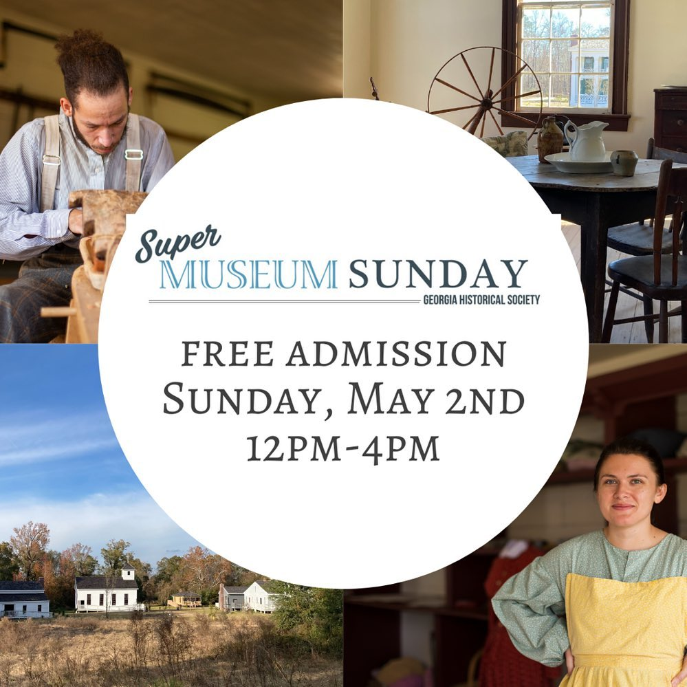Be sure to check out one of the many museums in downtown Savannah for Super Sunday!!   Check out the link for more information !  https://ge