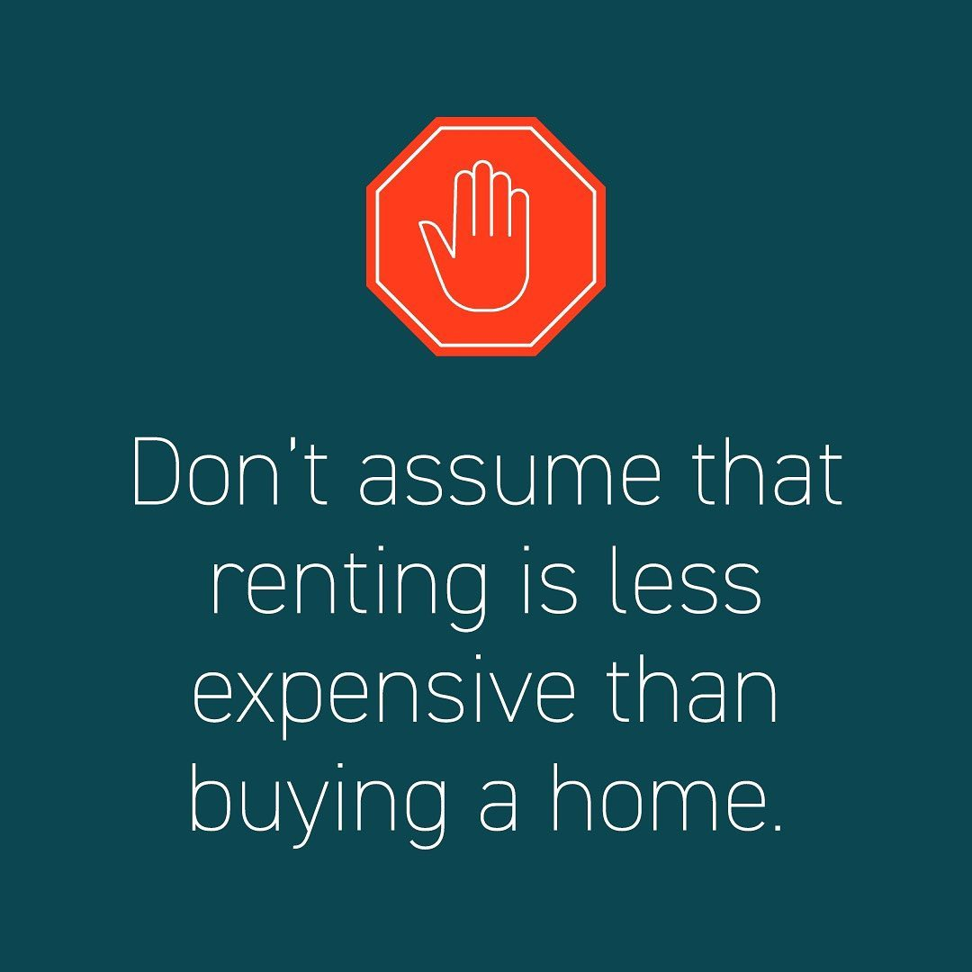 Think buying a home isn't within reach? With rents rising and mortgage rates near record lows, buying a starter home is more affordable than