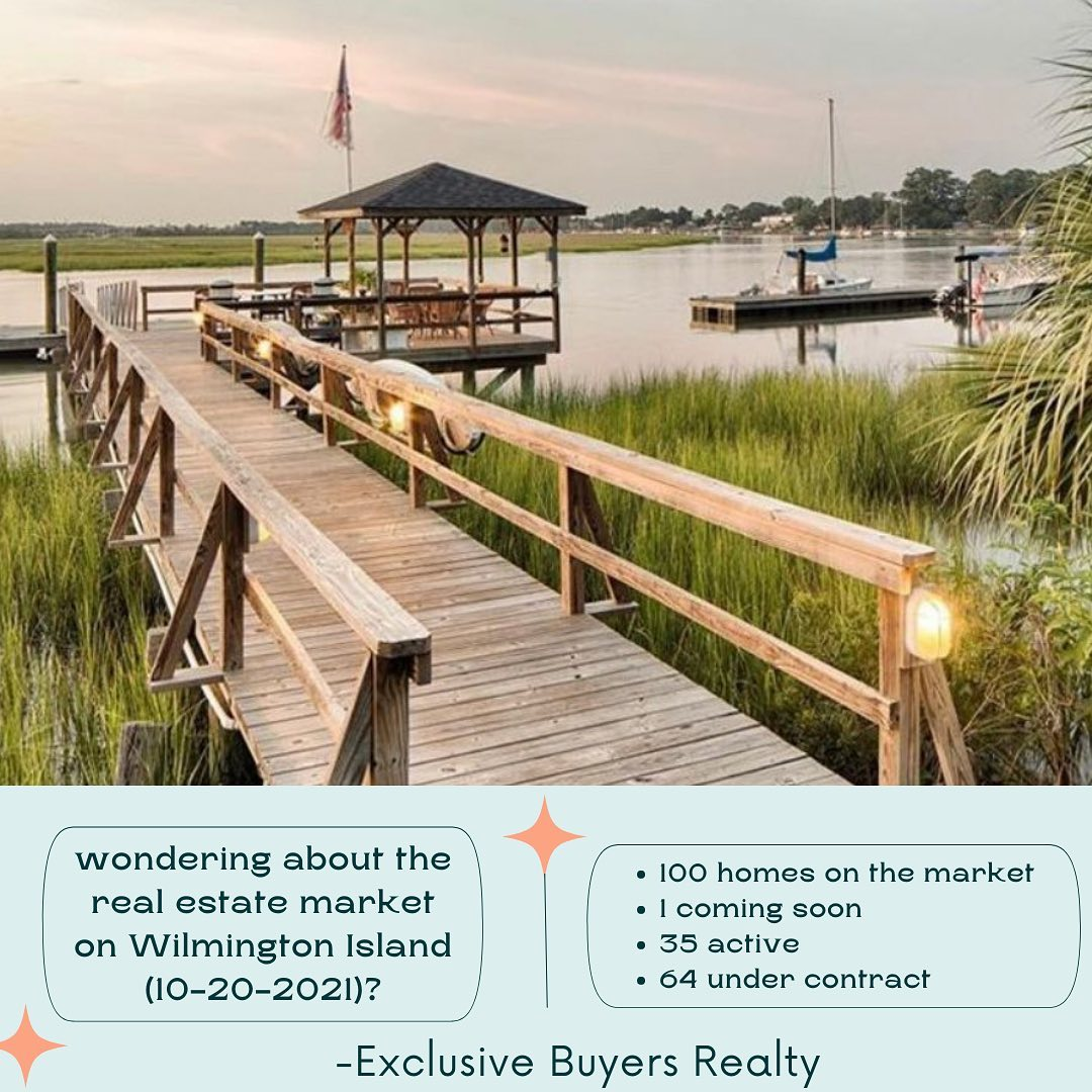Check out what's happening on Wilmington island today!   #ebrsavanah