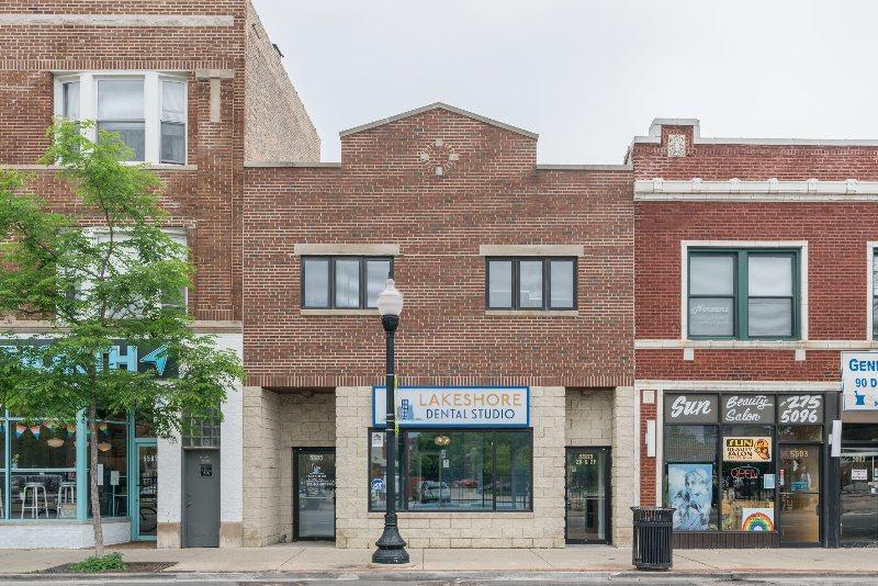 Storefront of Lakeshore Dental Studio