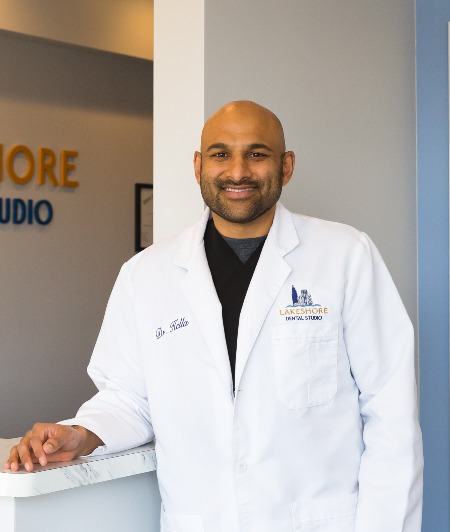 Headshot of Dr. Kapil Kella