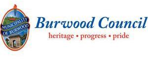 Burwood council logo