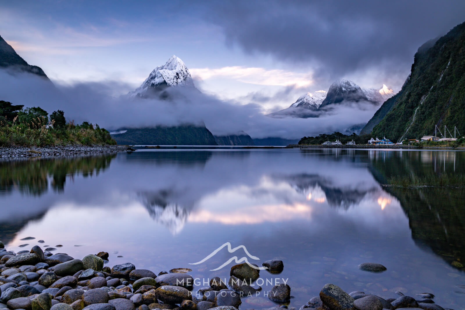 Fiordland & Milford Sound Landscape Photography