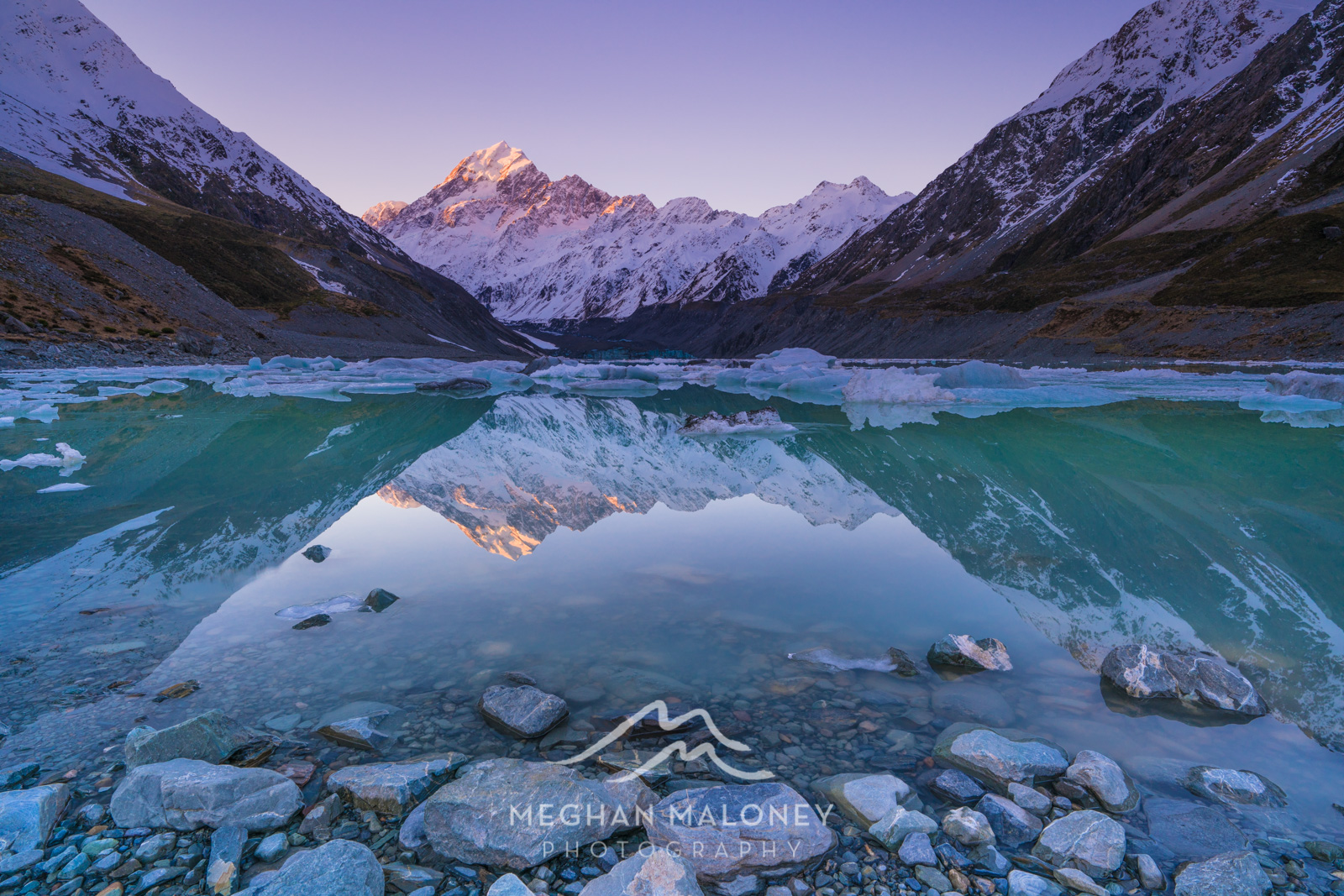 Mount Cook Landscape Photography