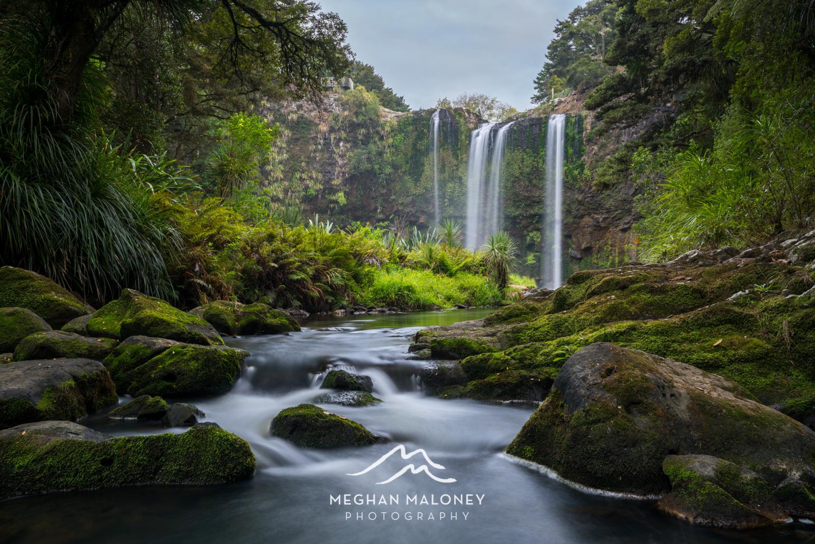 Whangarei Falls Quiet Flow