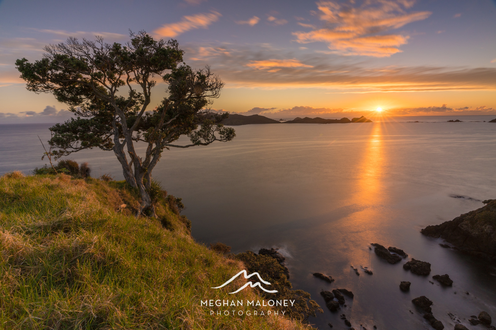 Matauri Bay Sunrise Views