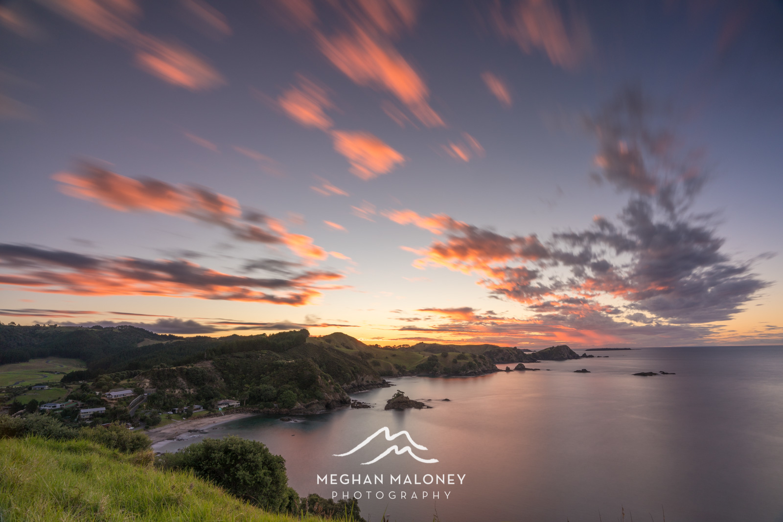 Matauri Bay Sunset