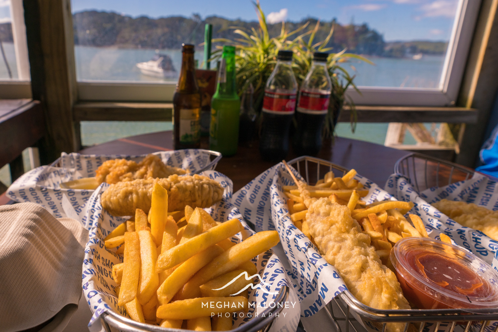 Best fish n chips in NZ