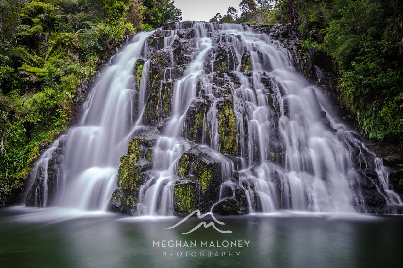 Owharoa Falls Karangahake Gorge