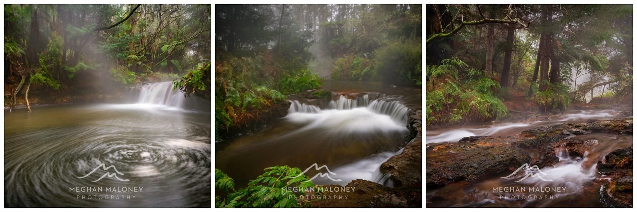 Kerosene Creek Stream Rotorua