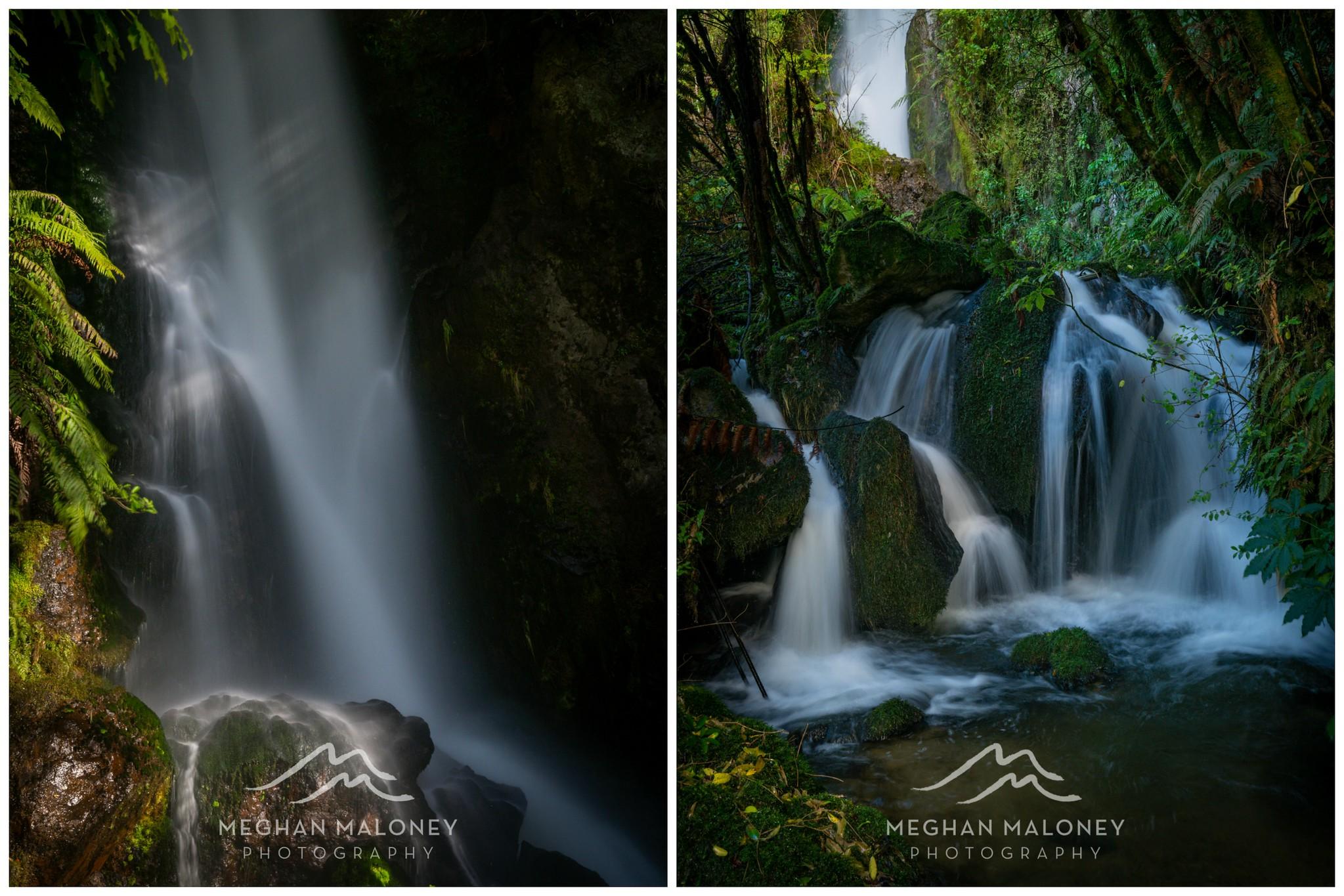 Buried Village Waterfall Rotorua
