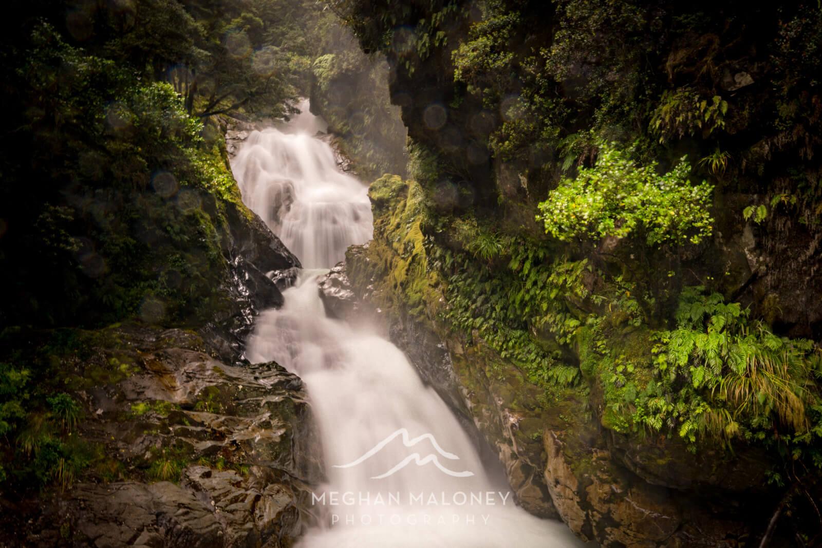 Falls Creek Falls Milford Sound