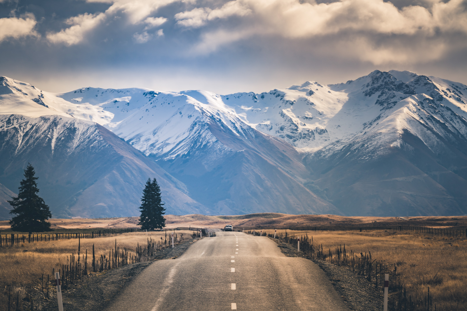 Mackenzie Country Mountains