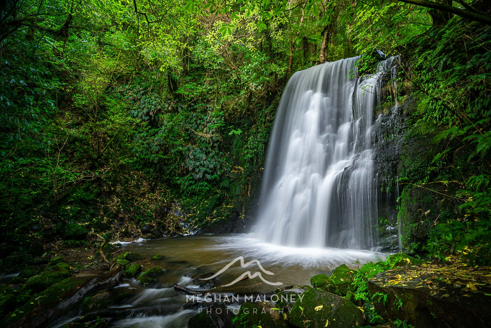 Matai Falls Catlins NZ
