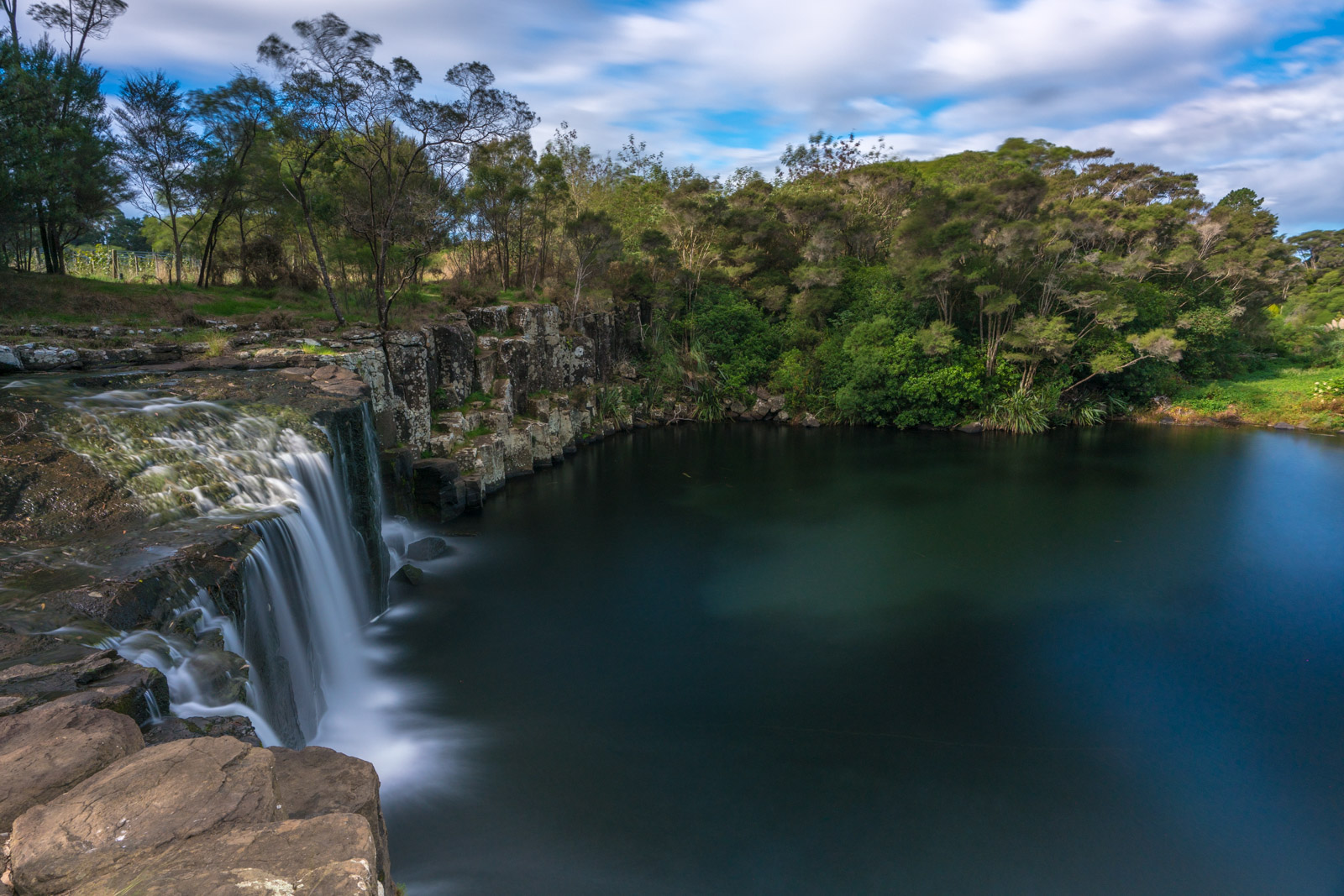 Charlie's Rock Waterfall Kerikeri