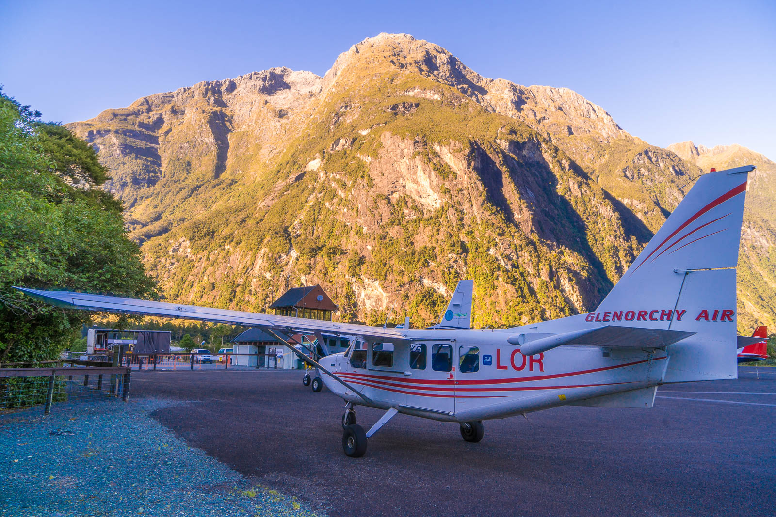 Glenorchy Air Milford Airport