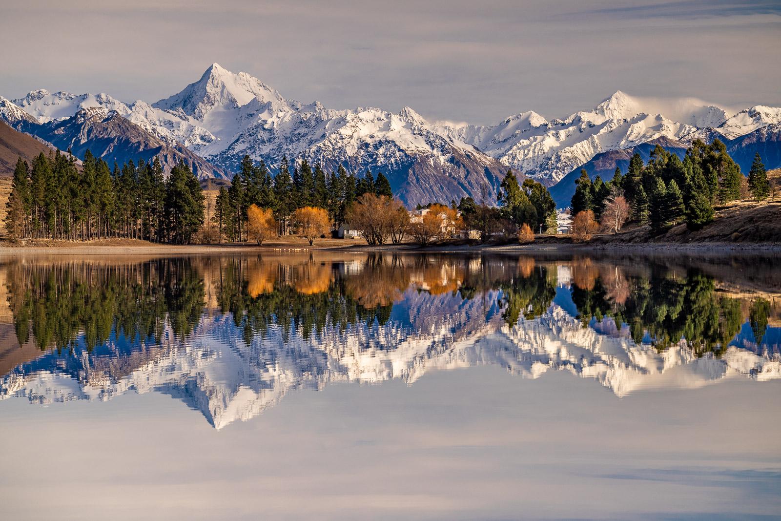 Lake Camp Ashburton Lakes 168mm