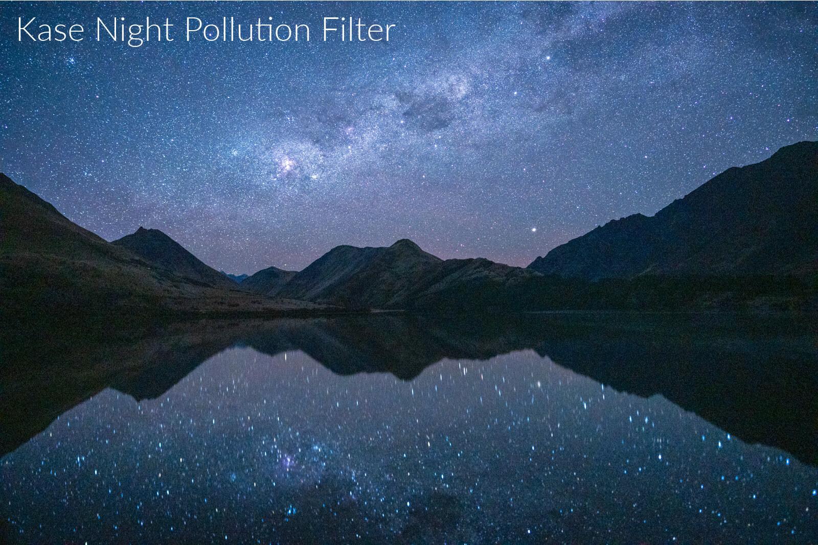 kase filters night pollution filter