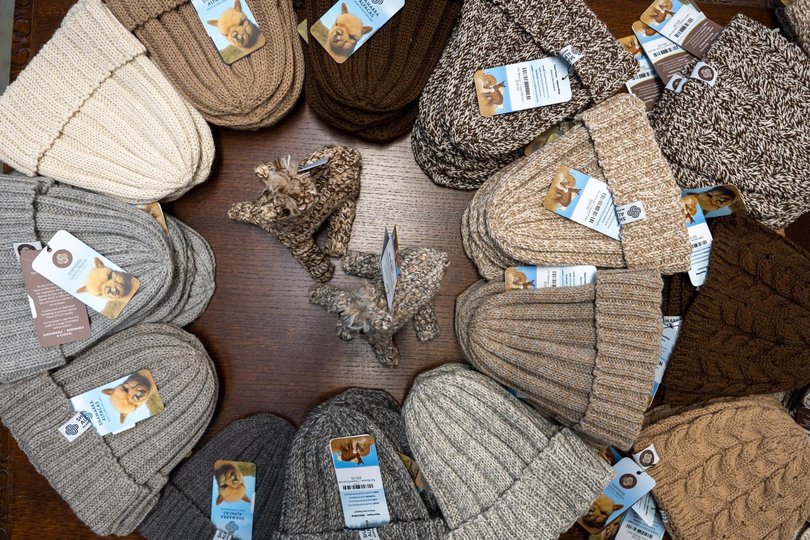 Shamarra Alpaca Wool Products