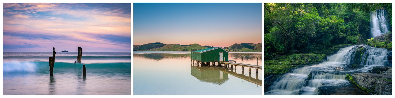 catlins dunedin landscape photography workshop