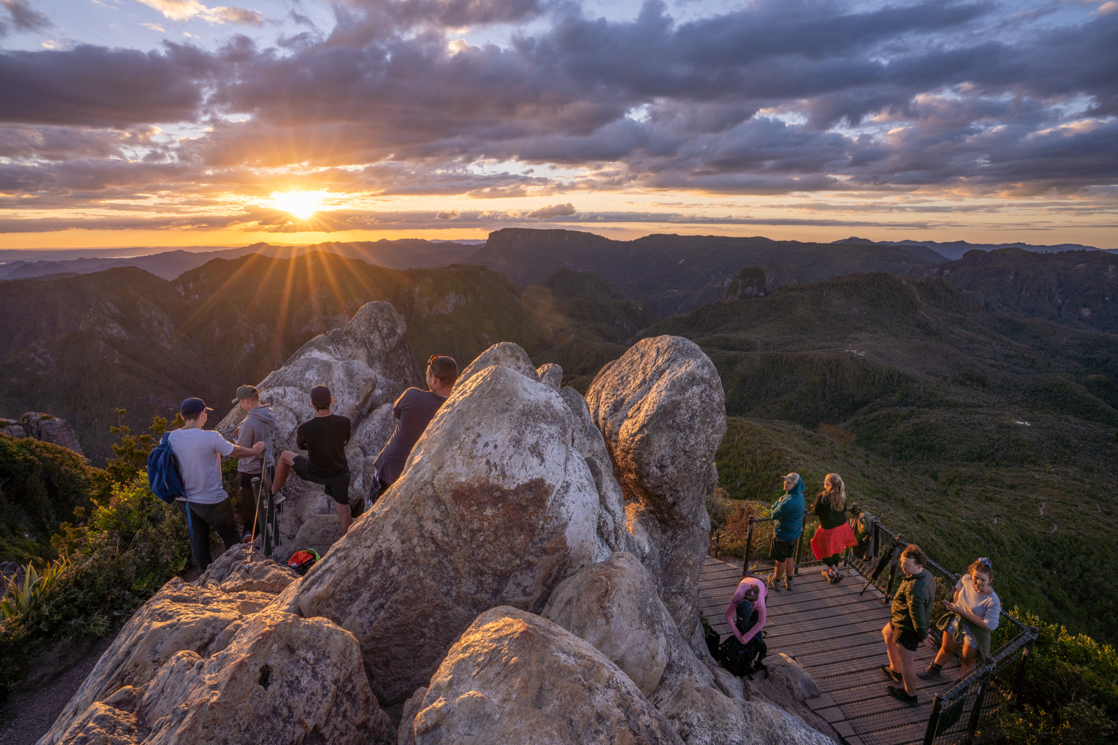 The Pinnacles Sunset Experience