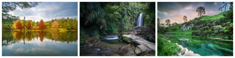 McLaren Falls Kaiate Falls Blue Spring