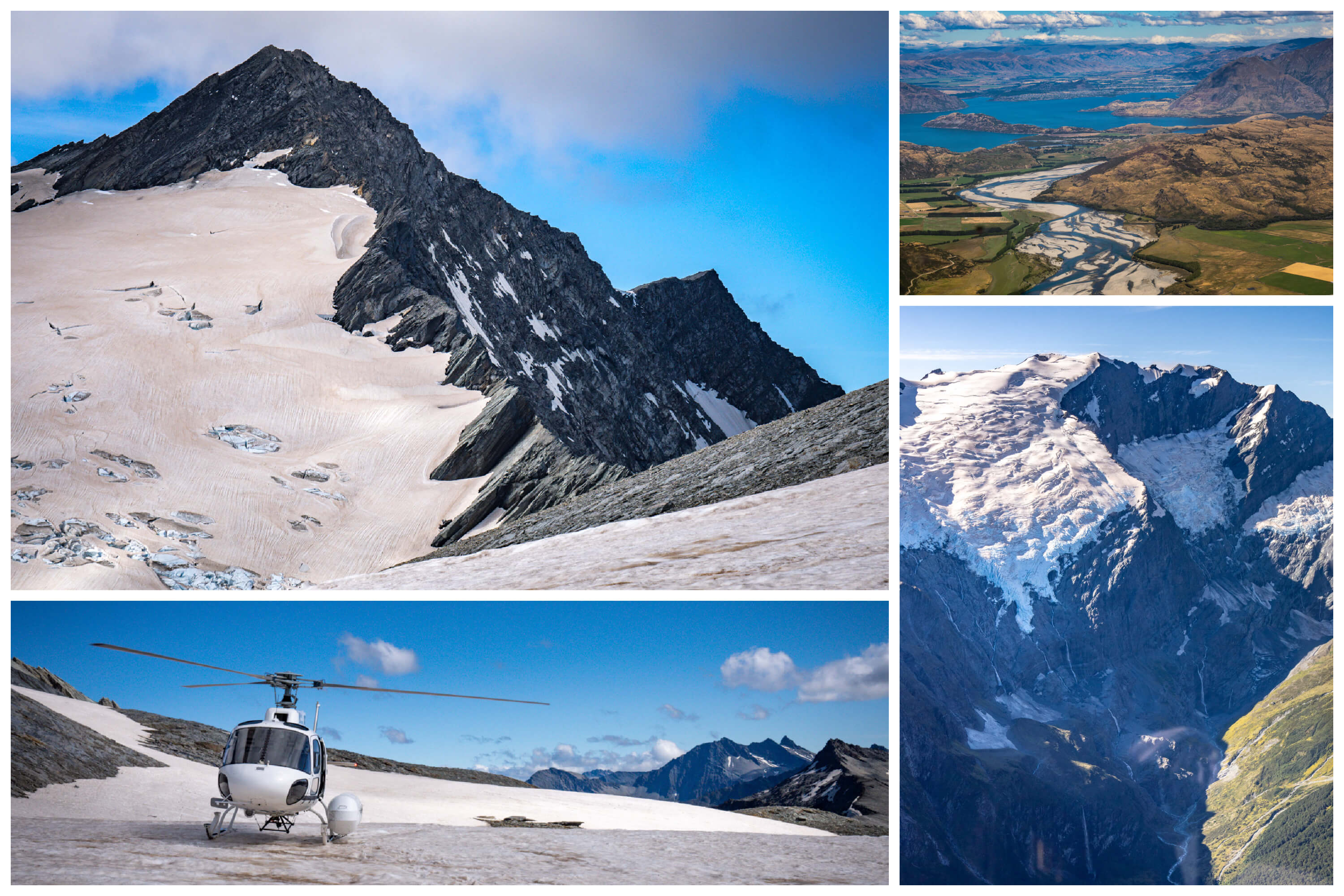 Mt Aspiring Helicopters Glacier Experience