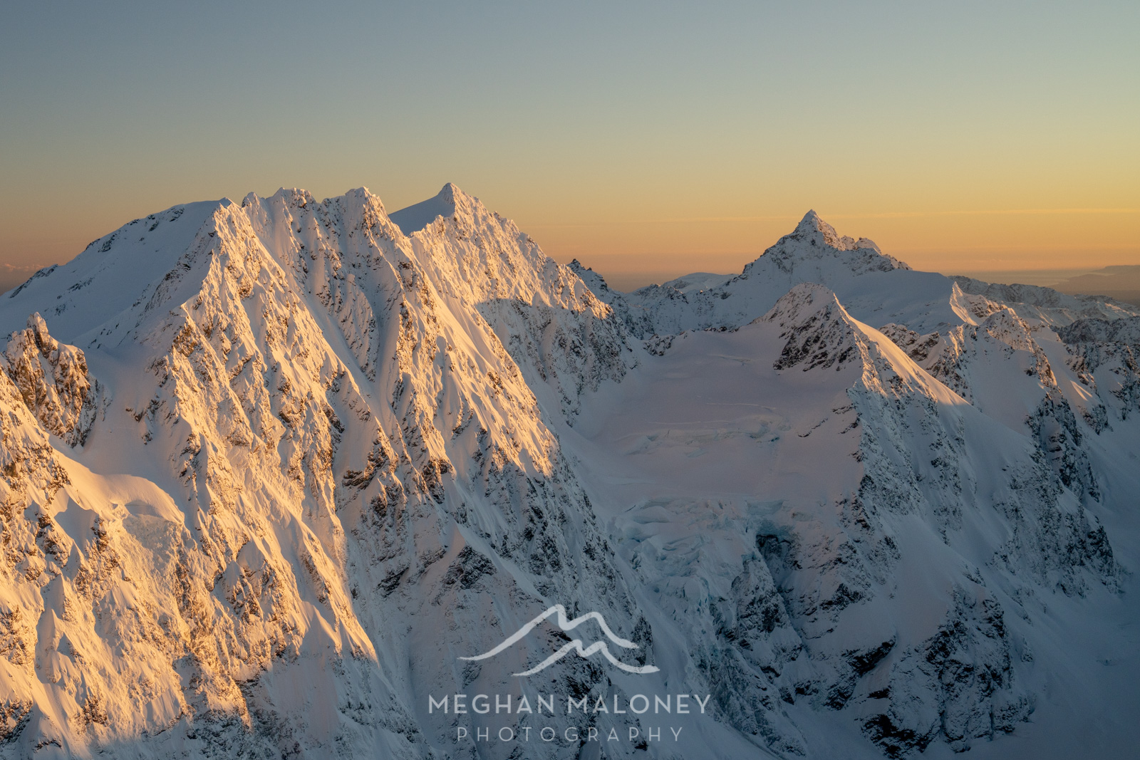 Southern Alps Sunrise View