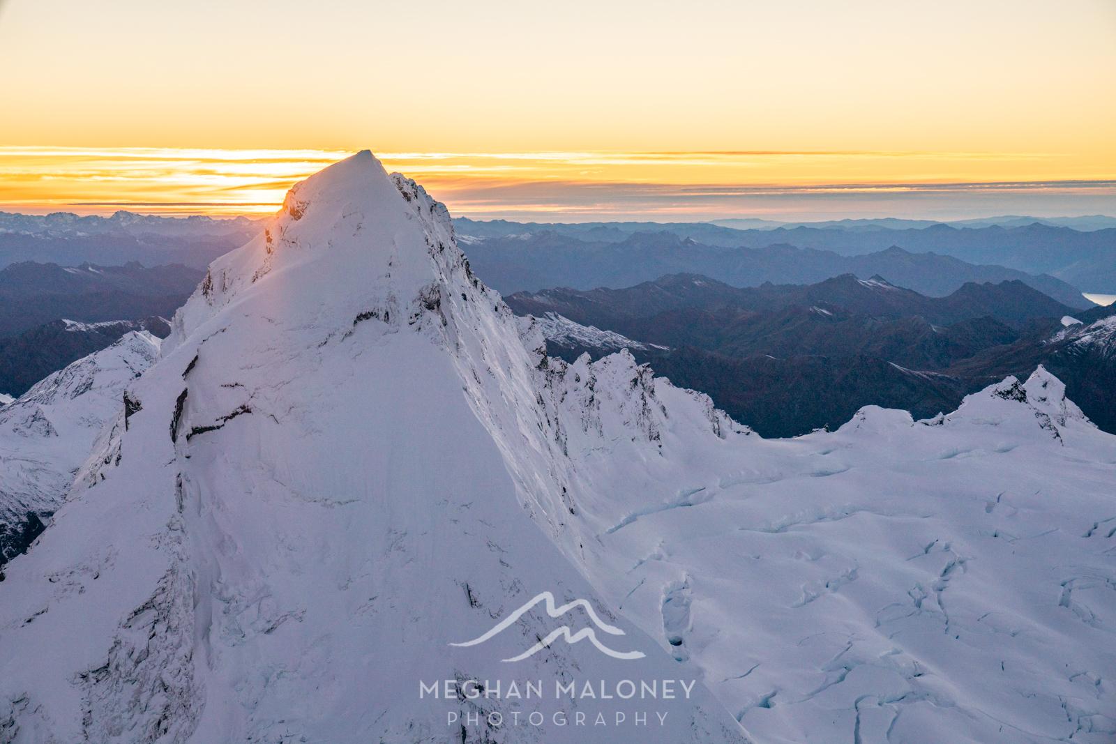 Mt Aspiring at Sunrise