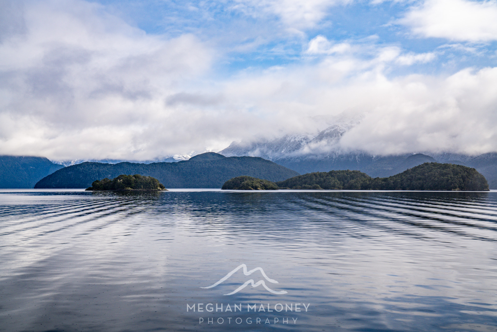 Crossing Lake Manapouri Real Journeys