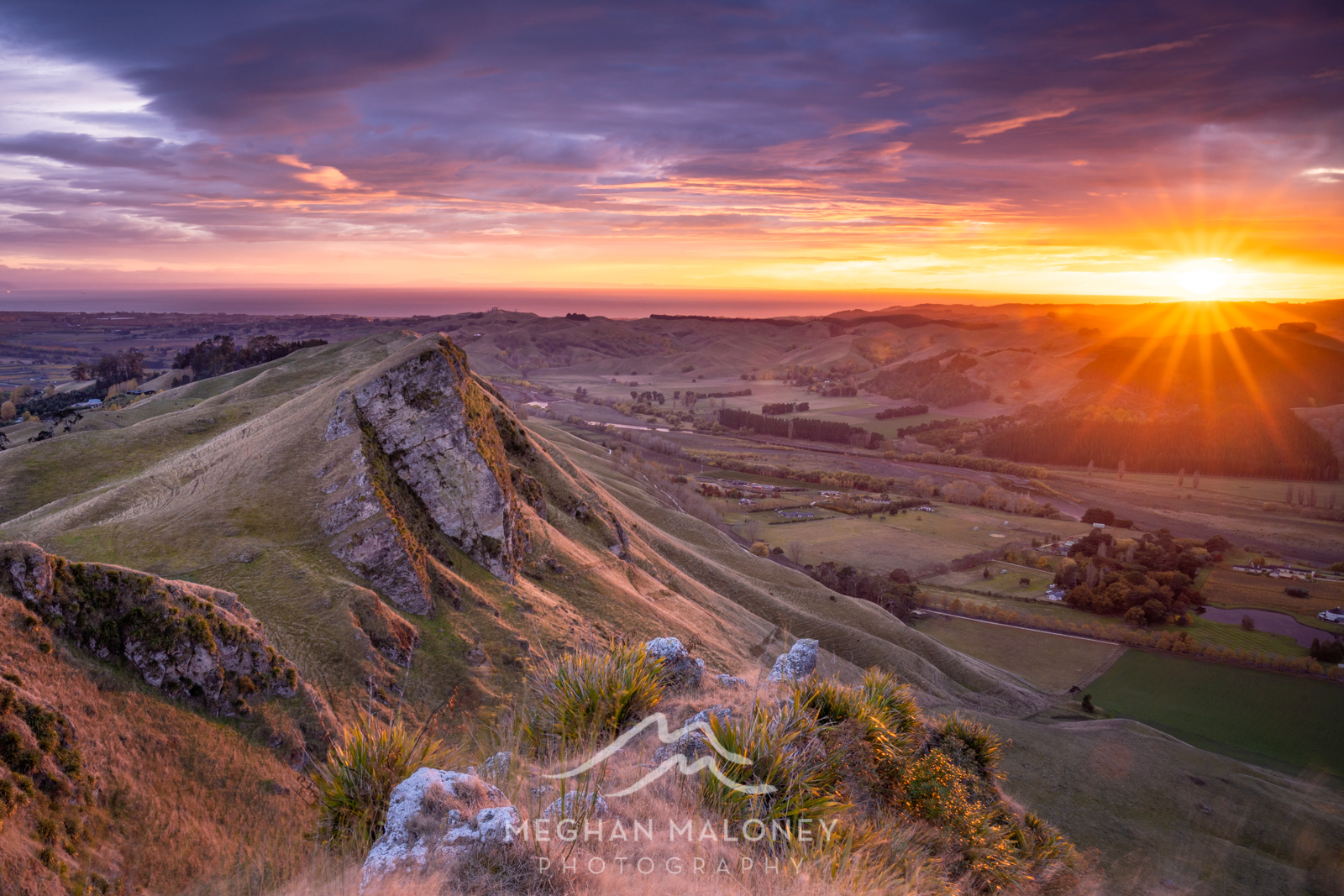Lower North Island Landscape Photography