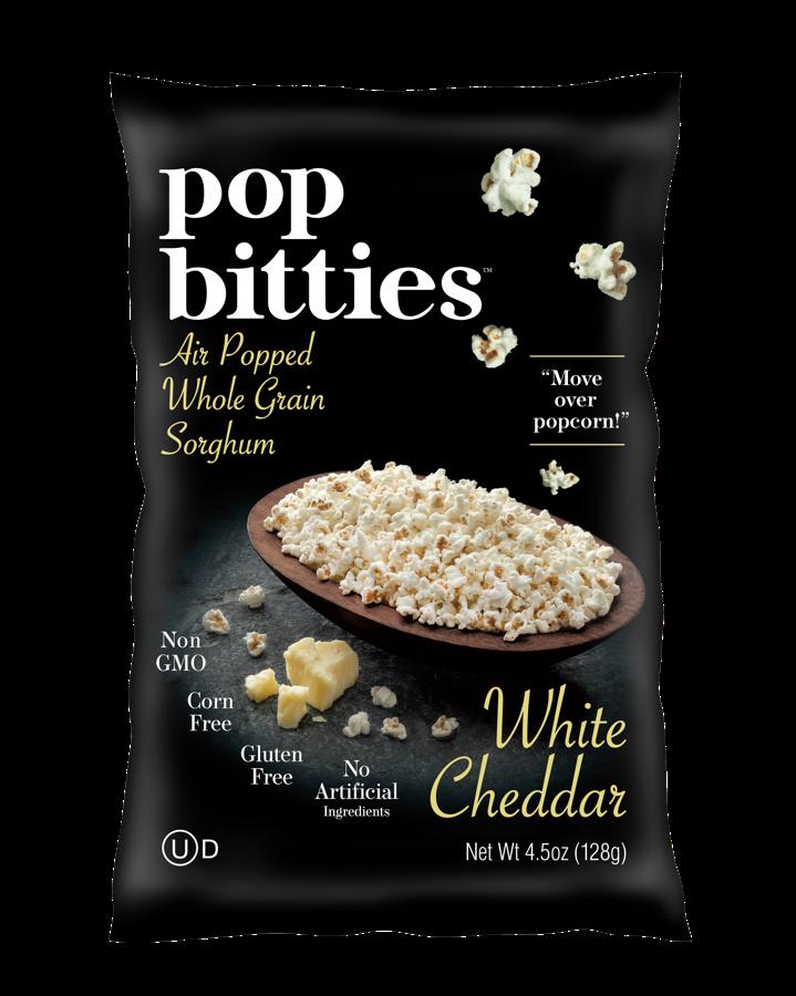 Pop Bitties White Cheddar Bag