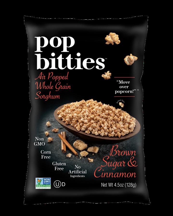 Pop Bitties Brown Sugar & Cinnamon Bag