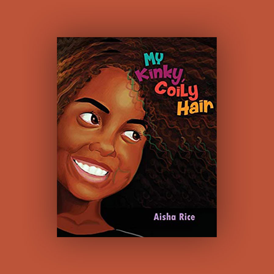 My Kinky Coily Hair — Autographed Copy