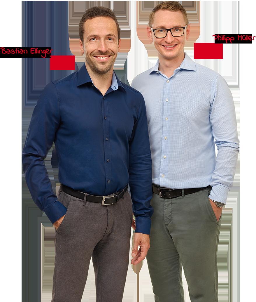 Bastian Ellinger & Phillip Müller