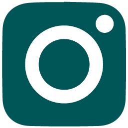 Green Instagram Logo