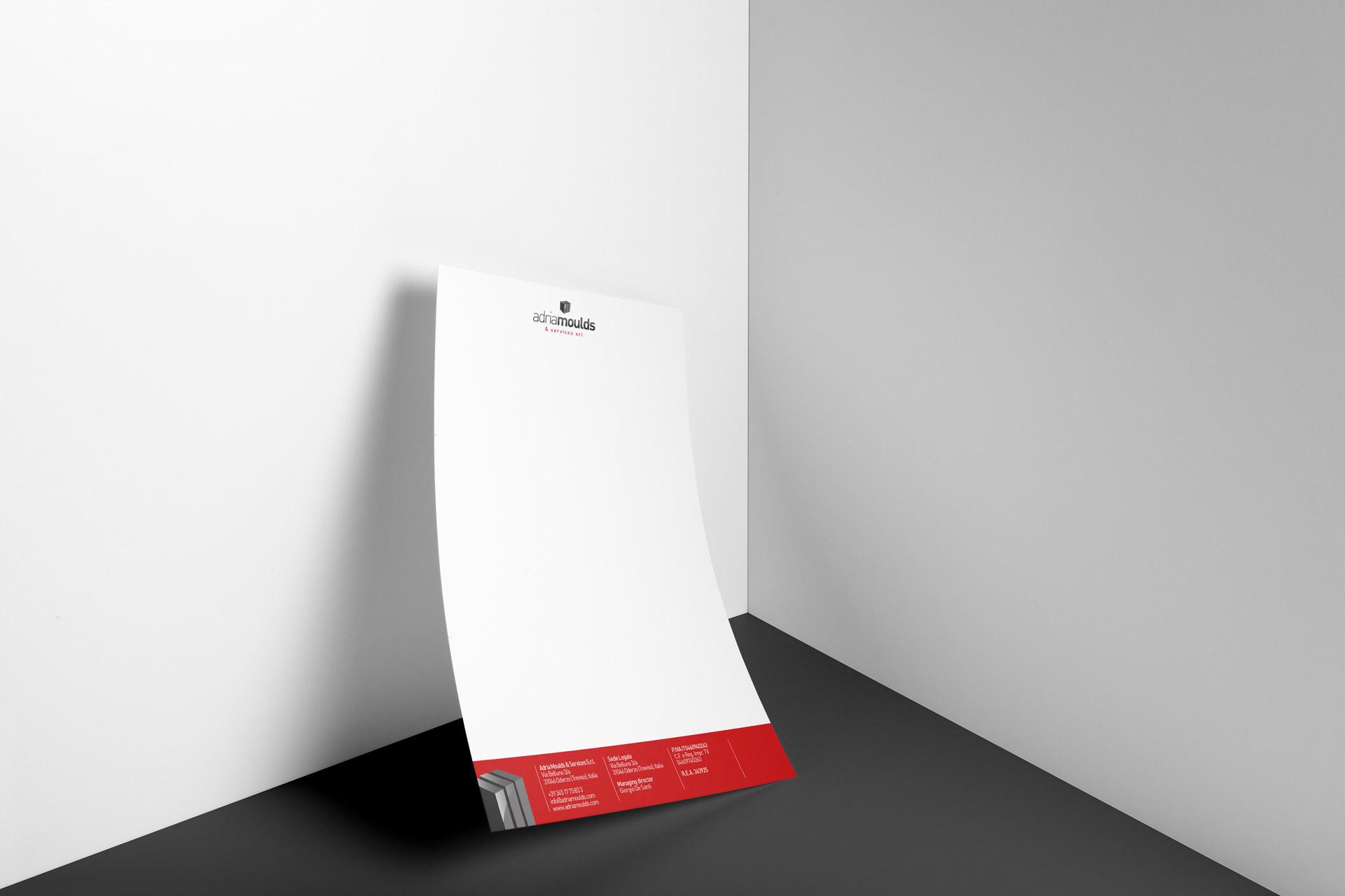 Briefbogendesign
