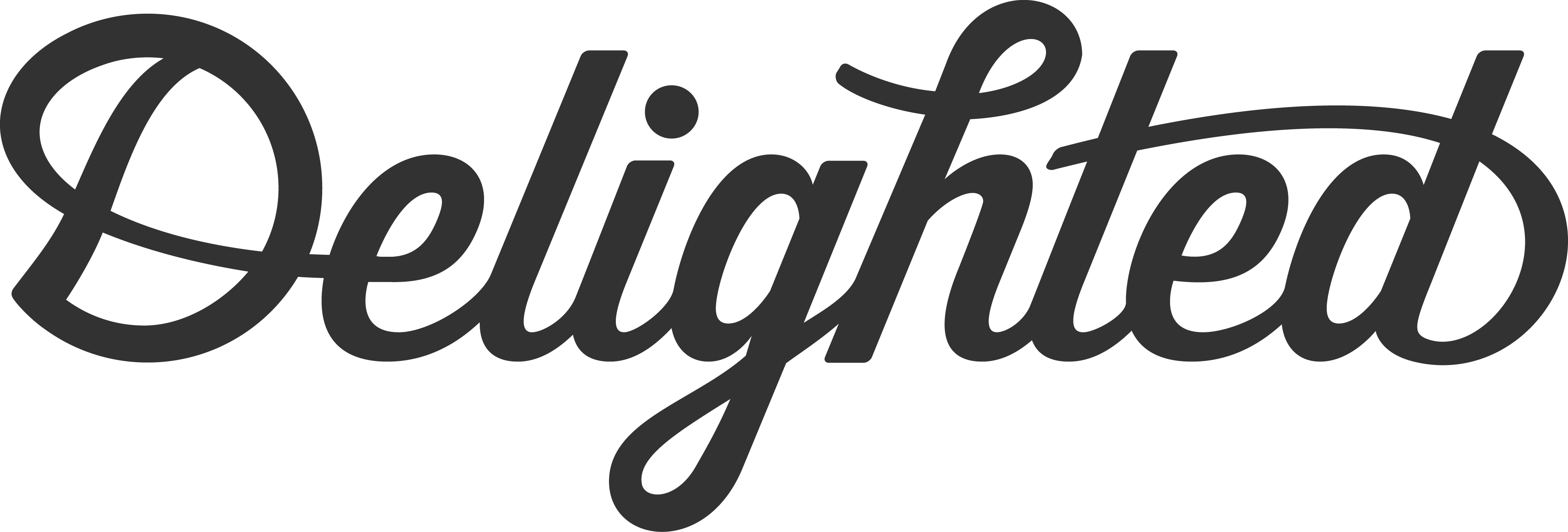 Image result for delighted logo