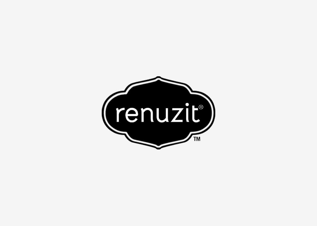 Renuzit Logo - James Cannella Marketing, Design, AI consulting