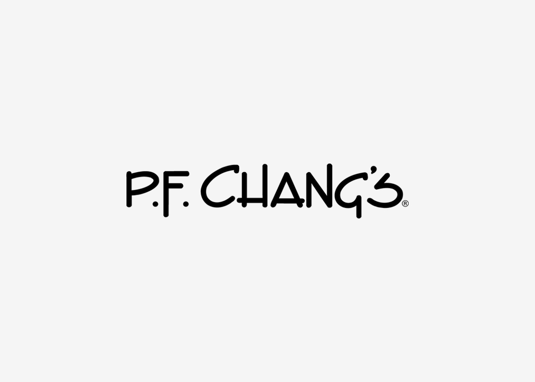 P.F. Chang's Logo - James Cannella Marketing, Design, AI consulting