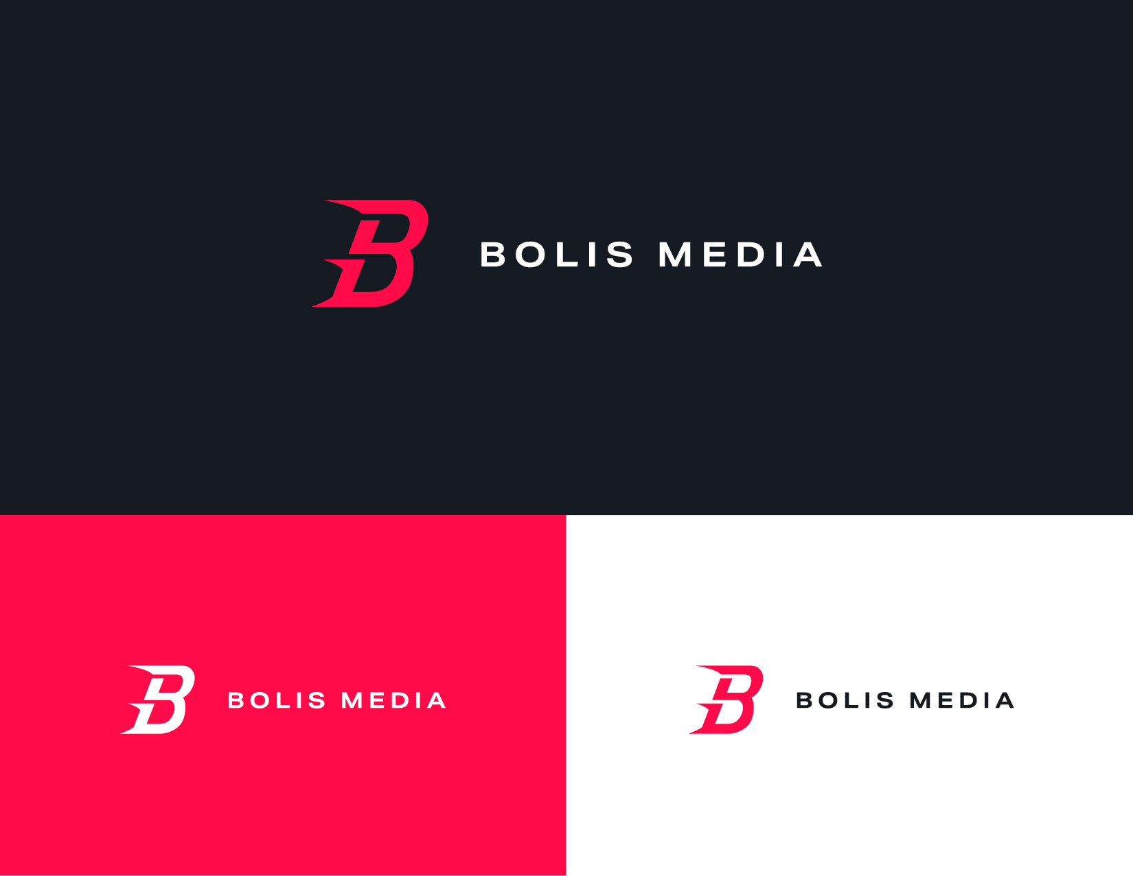 Logo design and branding for Bolis Media, and digital marketing agency specializing in influencer marketing and social media advertising. Lil Pump and Gunna, TikTok promotion strategies. James Cannella Marketing, Design, and Artificial Intelligence Consulting Services