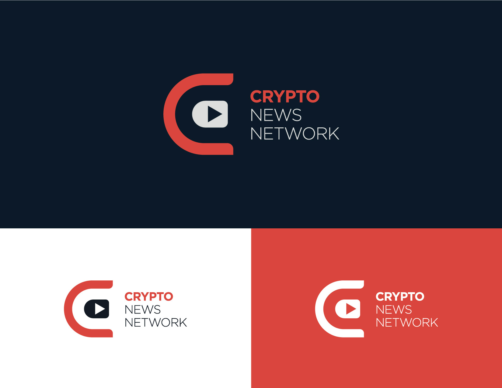 Logo design and branding for blockchain company and cryptocurrency startup. James Cannella Marketing, Design, and Artificial Intelligence Consulting Services