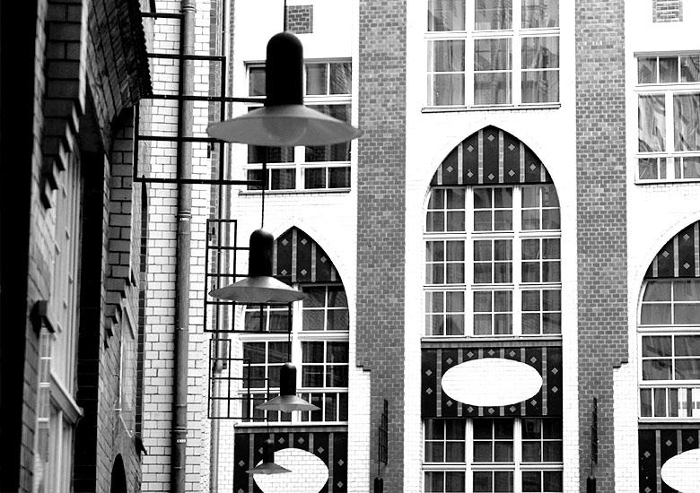 Flair der Metropole Hackesche Höfe Berlin Witte Projektmanagement