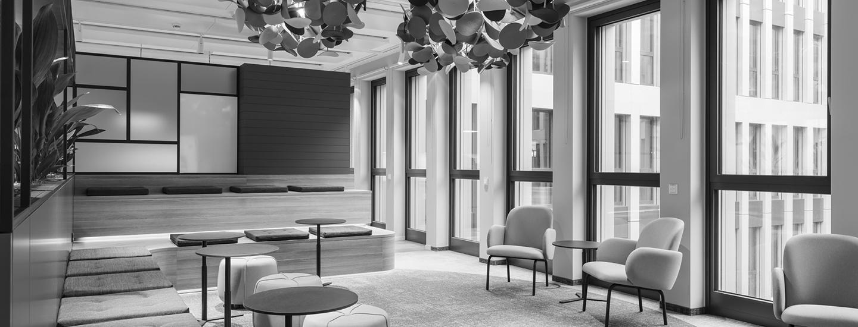 Euler Hermes, Hamburg, Bürogebäude, Büro, Quantum, Witte Projektmanagement, Projektsteuerung