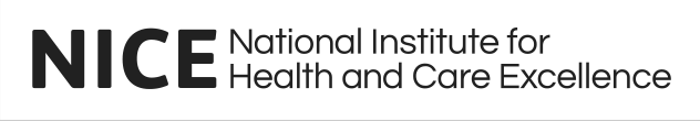 National Institute for Health and Care Excellence (NICE) logo