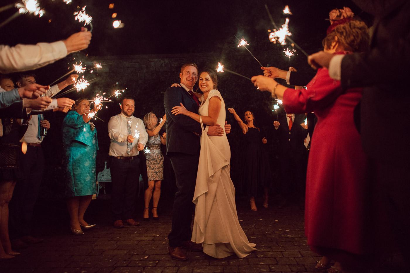Wedding At Night Celebration
