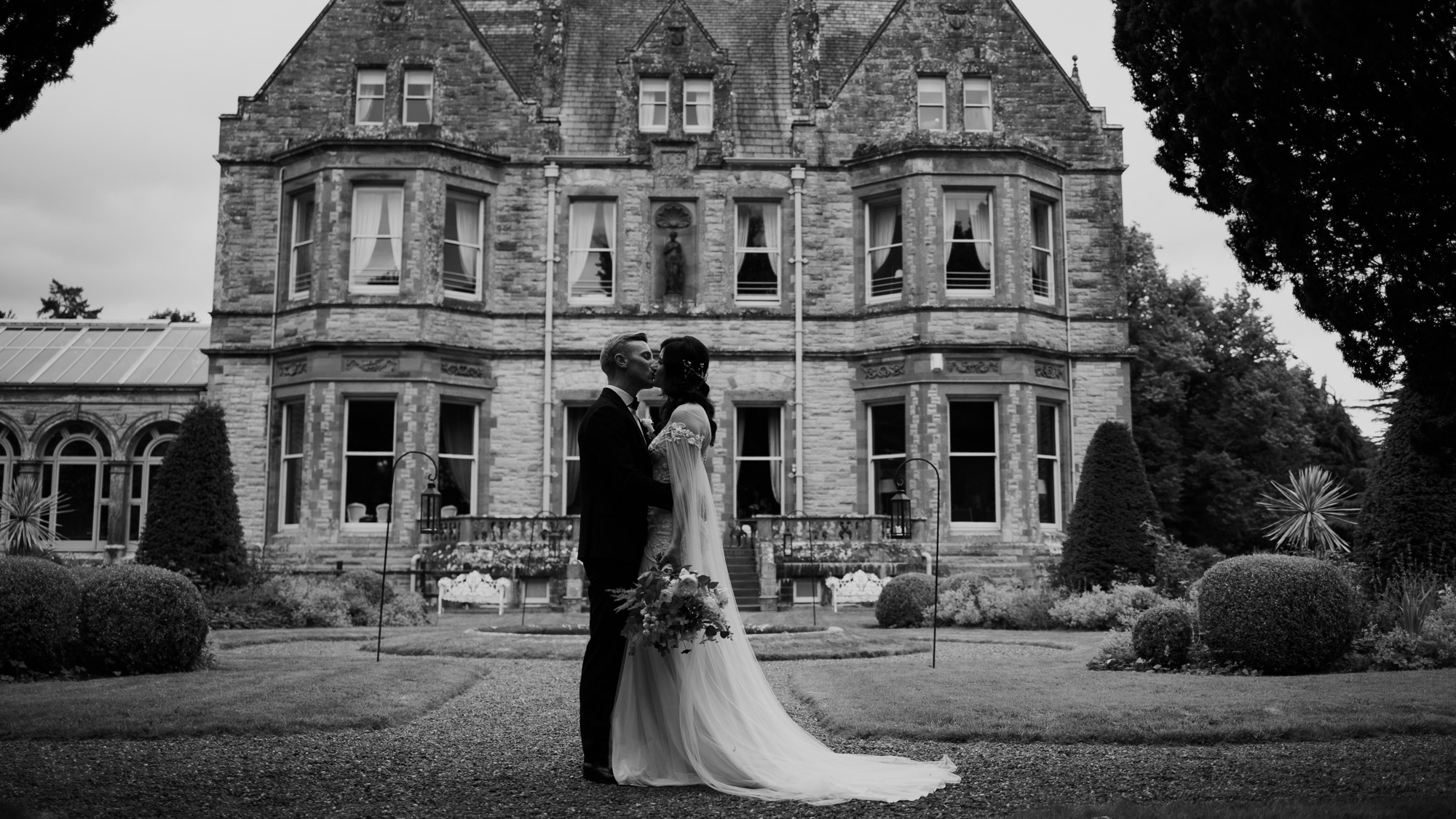 Bride and Groom Irish Wedding Photography