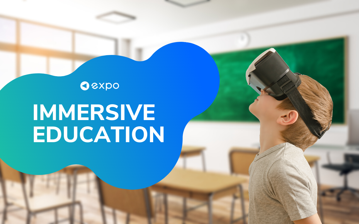 The Future of Immersive Education
