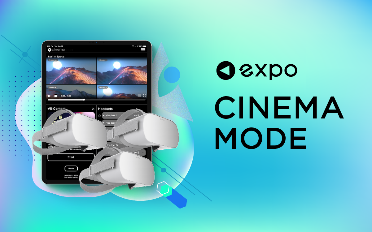 Sync, Play & Monitor with Cinema Mode