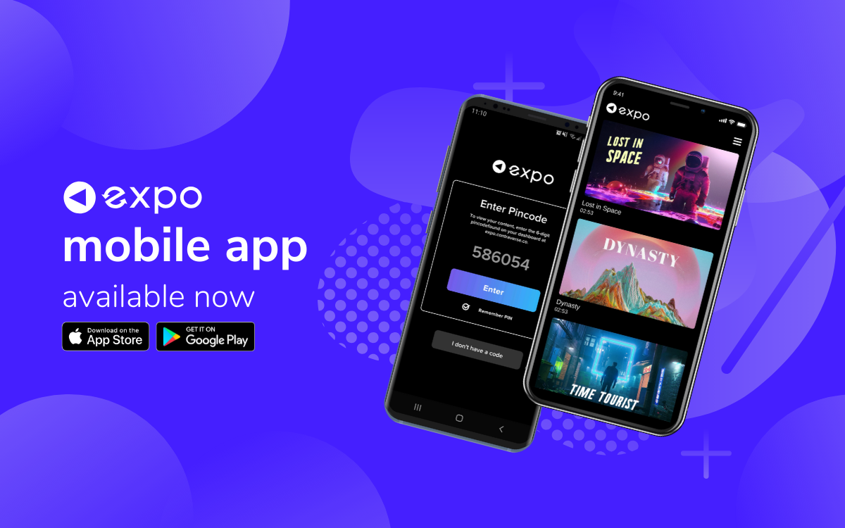 Introducing Expo Mobile